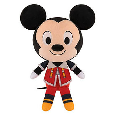 Funko Kingdom Hearts Plushies Mickey Plush Figure NEW Toys Collectibles