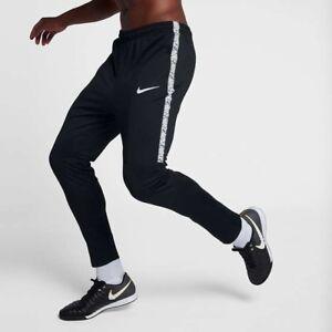 7b477ccbf5e4 Nike Dry Squad Men s Football Pants Black White 859281 657