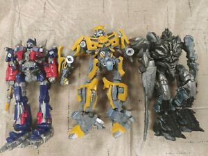 2008 Hasbro Transformers Lot Of 3