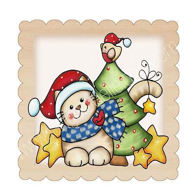 Natale Idea Regalo LAngolo delle Idee Magnete quadretto CALAMITA Bimbi Angeli Targa targhetta