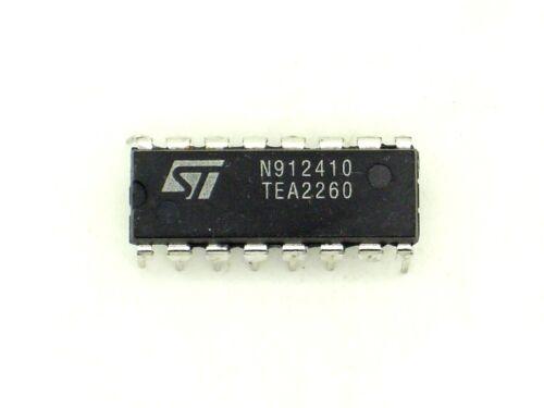 k167 1x IC St tea2260 tea 2260, conmutador mode power supply Controller