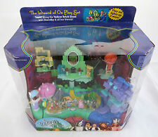 Mattel WIZARD OF OZ POLLY POCKET Emerald City Playset 2001 NEW IN BOX, VERY RARE