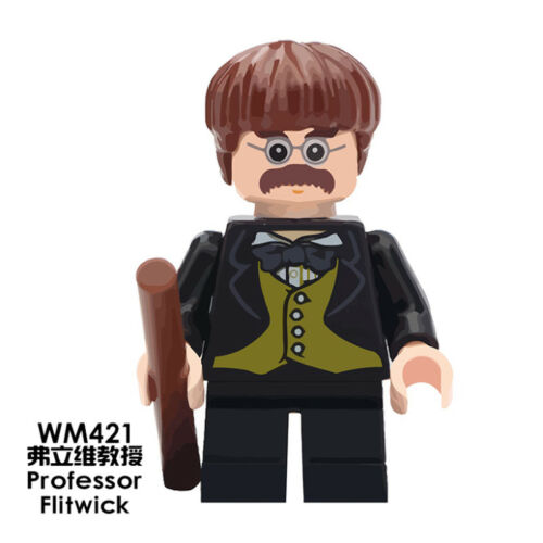 WM421 Kids Collectible Compatible Character #421 Custom Rare Movie Gift #Chen