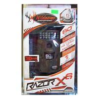 Wildgame Innovations Razor X6 In Trubark Hd M6i20de Trail Camera 6mp Video