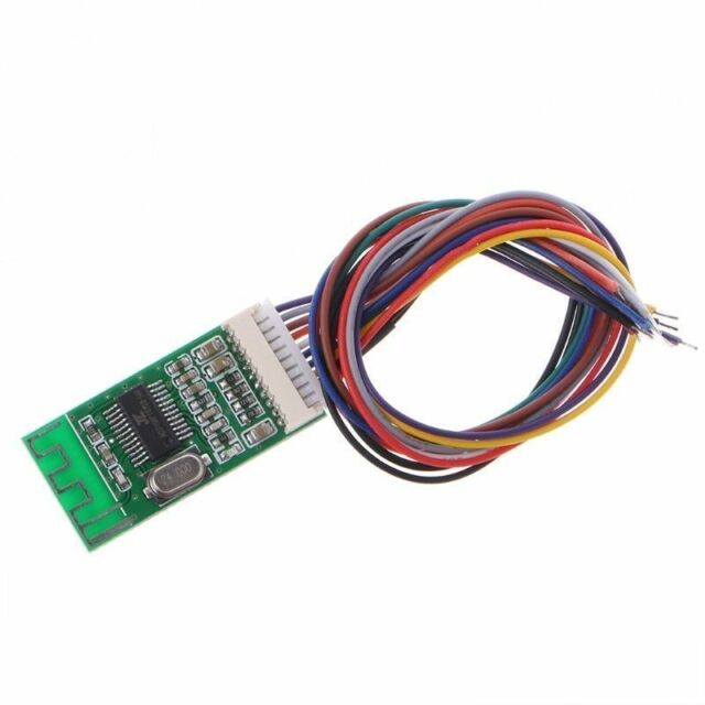 New KCX BT002 Bluetooth 4.2 Audio Receiver Module Wireless Circuit Board Stereo