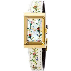 Gucci-YA147407-Women-039-s-G-Frame-Mother-of-Pearl-Quartz-Watch