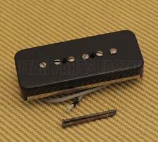 "11034-62 Seymour Duncan Antiquity P-90 ""Soapbar"" Bridge Black pickup for Gibson®"