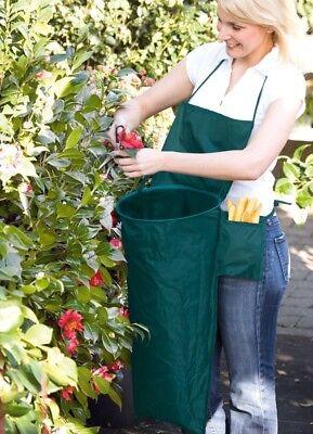 Sammelschürze Gärtnerschürze Schürze Garten Gartenarbeit Arbeitss Gartenschürze
