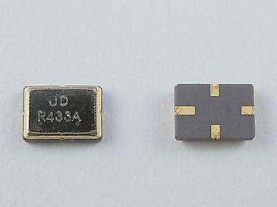 10Pcs New 433.92MHz SMD 5035 SAW Crystal Oscillator