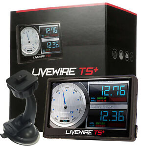 SCT® Livewire TS+ Programmer Tuner for Ford Powerstroke 7.3, 6.0, 6.4, 6.7 5015P
