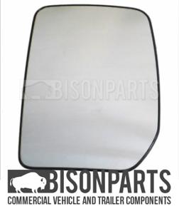 TRANSIT MK6 MK7 LEFT SIDE WING MIRROR GLASS NEARSIDE 2000 to 2014 4059969