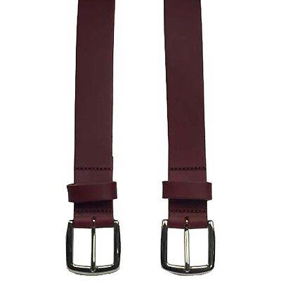 Avere Una Mente Inquisitrice Fibbia Quadrata Argento 30mm Vera Pelle Pieno Fiore Uk Fatto A Mano Jeans Wear Cintura-mostra Il Titolo Originale