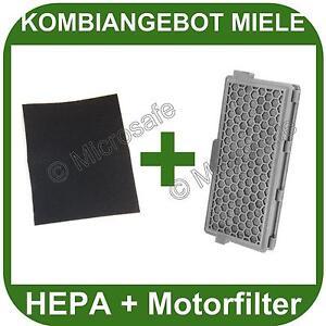 filter für miele staubsauger s8340