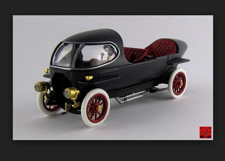 Alfa Romeo Ricotti open 1915  4312 1 43 Rio Rio 43 Made in  a43314
