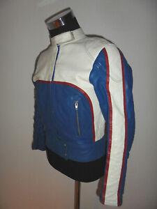 vintage-MALUNG-Motorradjacke-Bikerjacke-sweden-oldschool-motorcycle-jacket-44