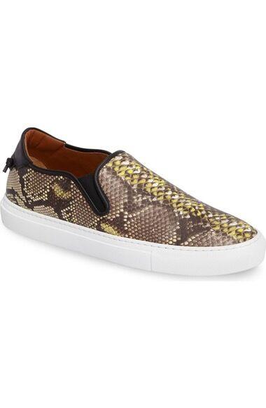 Men's  Givenchy Street Skate III Slip-O Shoes Size ( 8 US )