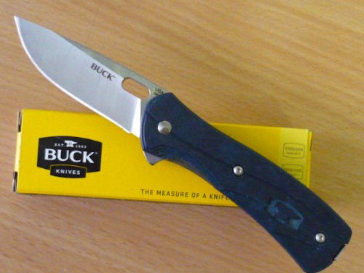 Buck couteau canif couteau pliant vantage select select select paperstone 13c26 (279709) a72c6e
