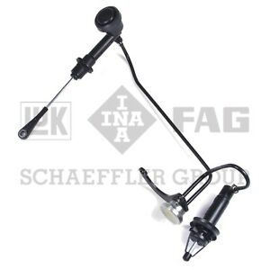 Clutch Master and Slave Cylinder Assembly LuK CRS026