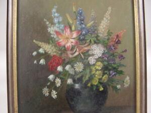 Blumenstilleben-Stilleben-Gemaelde-Blumenstrauss-Blumenbild-Olbild-L-BANAS