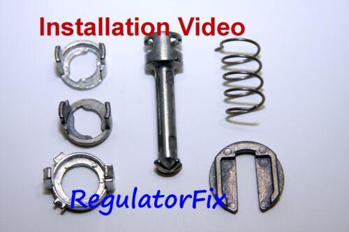 BMW 3 E46 Door Lock Barrel Repair KIT 325 328 330 M3 320 318 from Michigan