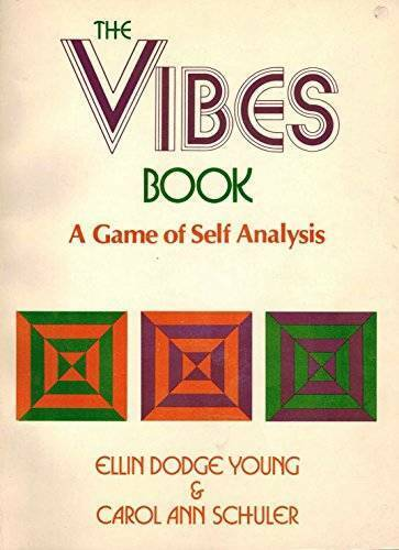 Vibes Book: A Game of Self Analysis - Paperback By Young, Ellin D. - GOOD