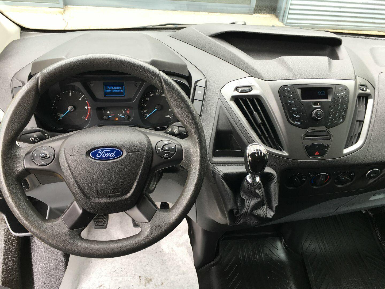 Ford Transit Custom 270S 2,0 TDCi 105 Ambiente - billede 8