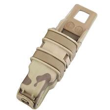 Airsoft Multicam Mc Mtp Molle rápido Pistola Revista Bolsa duro G17 G18 P226 M9 Reino Unido