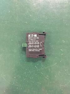 Eaton//Moeller rmq-TITANIO elemento di contatto m22-kc10 N.O. fissaggio pavimento