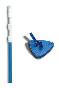 Hydrotools 8140 Weighted Swimming Pool Vacuum Head W 7 21