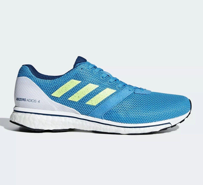 Adidas Adizero Adios 4 Mens Trainers Running Multiple Größes New