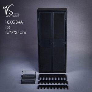 Vstoys-1-6-Scale-18xg34a-Vollmetall-Waffen-Waffenschmiede-Schrank
