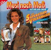 MUSI NACH MASS - DIE SUPERSTARS DER VOLKSMUSIK / CD