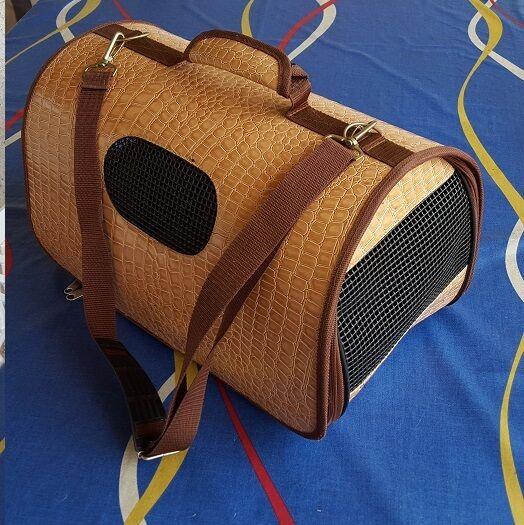 Bolsa maleta transportin de viaje para transporte de perro gato mascota