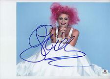 Gwen Stefani - NO DOUBT - signed 8x10 COA GAI