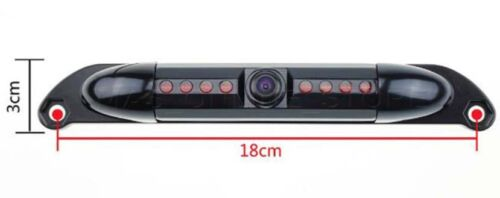 COLOR REAR VIEW CAMERA W// ACTIVE GUIDELINES FOR PIONEER AVH-270BT AVH270BT