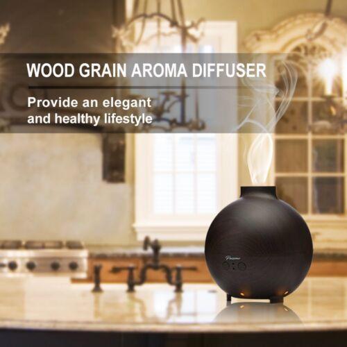 Paxamo ad ultrasuoni olio ad alta capacità Globe Aroma Diffusore Deodorante 600ml