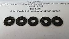 12000 14000 FA Shimano carbontex drag washers SPHEROS 12000FA 14000FA