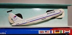 WOOSTER-MODEL-W570-EUROWINGS-A319-1-200-SCALE-PLASTIC-SNAPFIT-MODEL