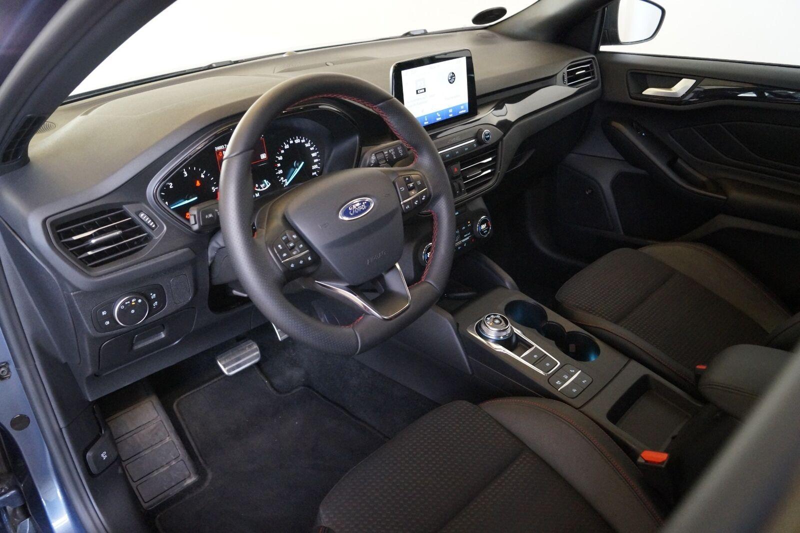 Ford Focus 1,5 EcoBlue ST-Line stc. aut. - billede 4