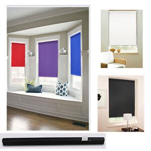 verdunkelungsrollo fensterrollo klemmrollo ohne bohren. Black Bedroom Furniture Sets. Home Design Ideas