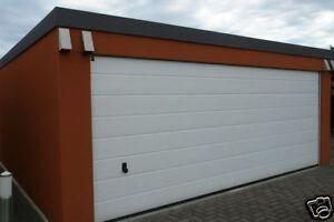 Garage 5,05x 8,84m x 2,45 m Garagen Fertiggaragen 1a.de   eBay