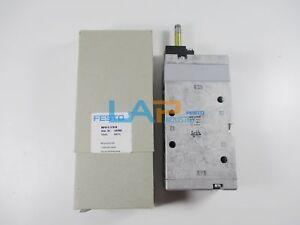 1PC-New-For-FESTO-MFH-5-3-8-B-19705-Solenoid-Valve