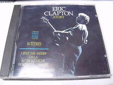 CD Eric Clapton Story