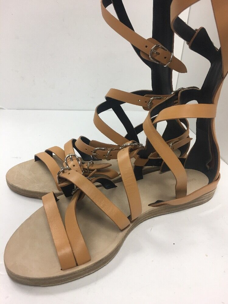 Balenciaga Gladiator New Sandals Tan  New Gladiator Size 37 1/2 3a6b71