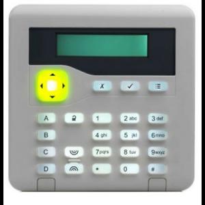 Scantronic Menvier KEY-KP01 Teclado De Alarma remota con construido en el lector proxy