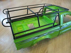 Metal-Roof-Bed-Rack-Tamiya-1-10-RC-Toyota-Hilux-Bruiser-RC4WD-Trailfinder-Truck