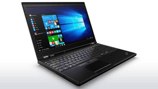 Lenovo ThinkPad P50 i7 6820HQ 2 7GHz 32GB 1TB SSD 2GB M1000M 4K 3820 x 2160  CS