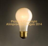 Westinghouse Incandescent Light Bulbs 75w 130v Mint 4 Light Bulbs 75a