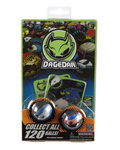 Dagedar 2 suralimenté roulements à billes assorties Playset Toy