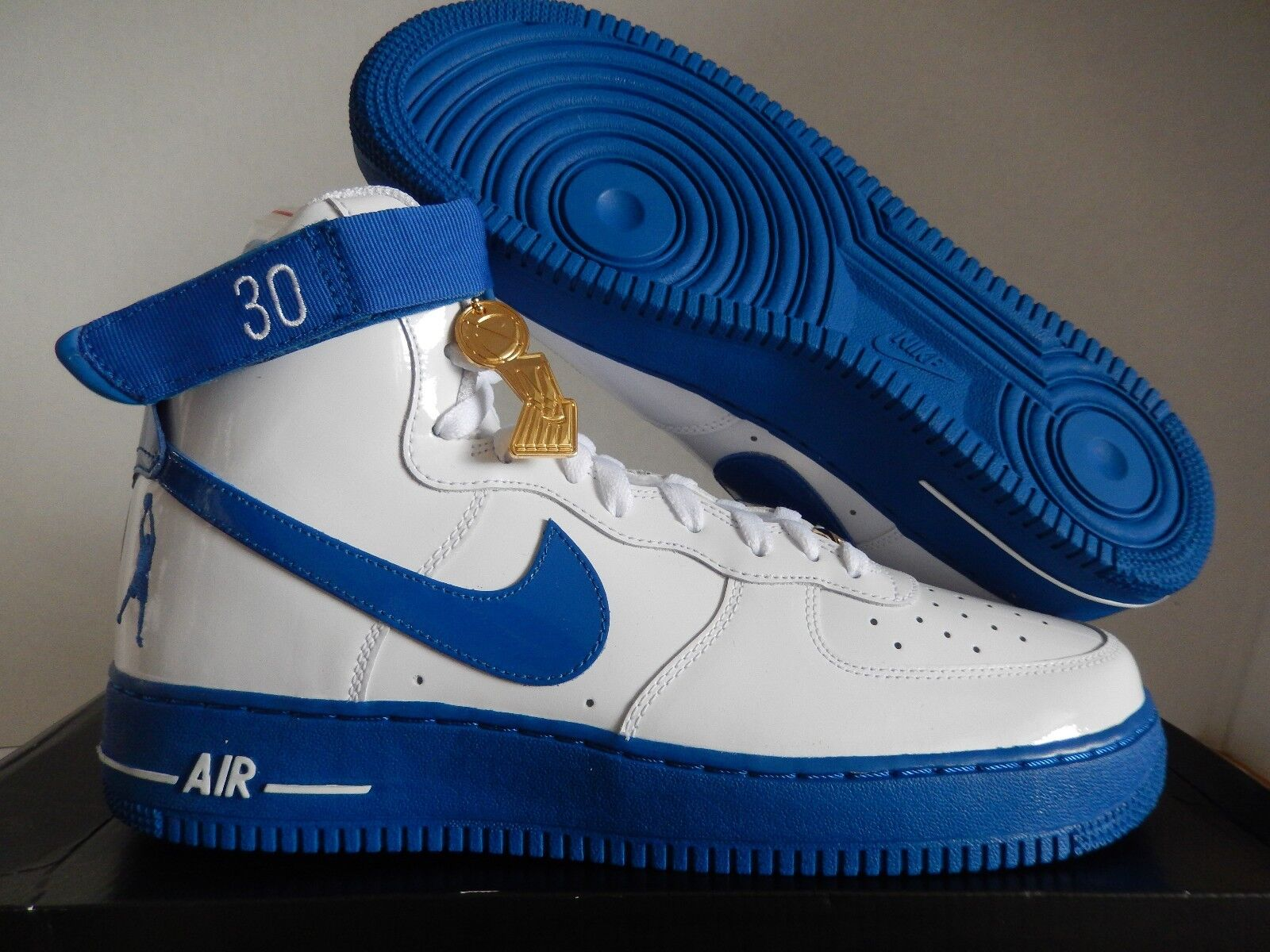NIKE AIR FORCE 1 HIGH -B RETRO CT16 QS RASHEED WALLACE blanc -B HIGH SZ 12 e919d4